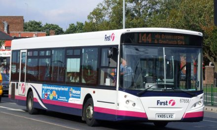 First Buses up for sale
