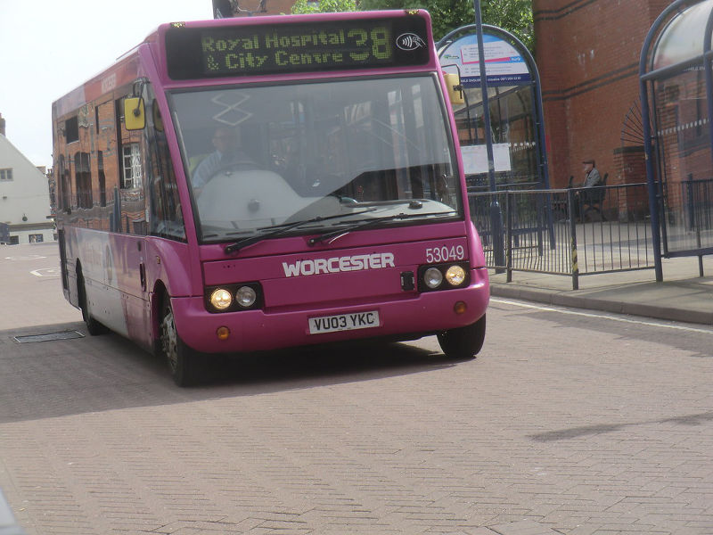 New bus cuts from 13th October